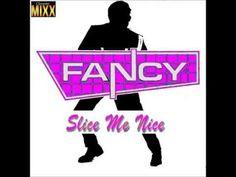 Fancy  - Slice Me Nice   (Club Chwaster Mixx)  Italo Disco Beat