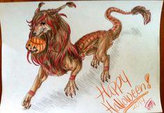 Halloween 2014 by RydeArts.deviantart.com on @DeviantArt