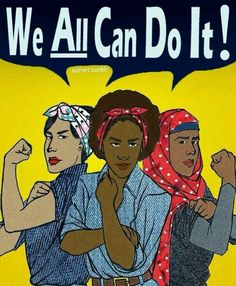 Women& Rights Activism For the Busy Woman I The Hampton . Body Positivity, Women Rights, Rosie The Riveter, Intersectional Feminism, We Can Do It, Patriarchy, Equal Rights, Ladies Day, Women Day