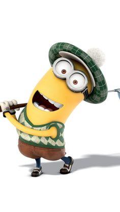 Haha I just love minions so much... Lol