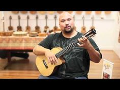 Baritone Ukulele Lesson - Chord Theory