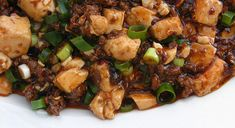 Fuchsia Dunlop's Mapo Tofu by FotoosVanRobin, via Flickr