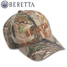 Beretta Hunting Camo Cap   www.kevinscatalog.com