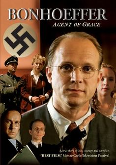 Bonhoeffer: Agent of Grace - Christian Movie/Film DVD, Dietrich Bonhoeffer Grace Christian, Christian Films, Christian Videos, Dietrich Bonhoeffer, Movies To Watch, Good Movies, Wedding Crashers Quotes, Moral, Family Movies