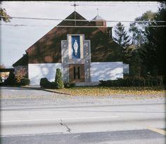 St. Frances de Chantel, Wantagh Ave., Wantagh, NY, 1961.