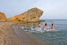 Playas de Cabo de Gata, en Almería: Cabo de Gata, de cala en cala   El Viajero   EL PAÍS
