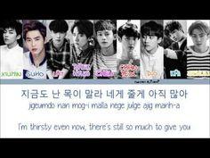 EXO - Lotto Color Coded Lyrics [Han/Rom/Eng] - YouTube Color Coded Lyrics, Exo Songs, Suho, Bands, Kpop, Youtube, Band, Soho, Band Memes