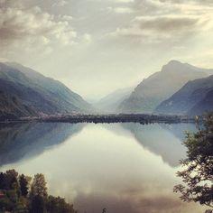 Lago di Idro Italy