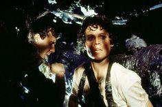 Aliens (1986) - Paul Reiser & Sigourney Weaver