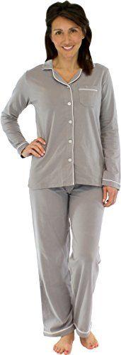 Sleepyheads Women's Jersey Stretch Longlseeve Pajamas Gre... https://www.amazon.com/dp/B01A9EVABO/ref=cm_sw_r_pi_dp_x_fV79xbZFGMPJX
