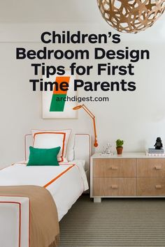 From wise investments to accents (like sheet protectors!) that will save you a headache later, these kids' bedroom design tips from the founders of Maisonette are gold First Time Parents, Kid Rooms, Architectural Digest, Closets, Future House, Save Yourself, Kids Bedroom, Room Decor, Nursery