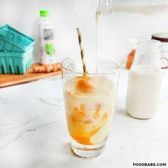 Healing Iced Turmeric Latte