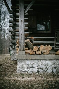 The never ending need for wood is a comfort to my soul.