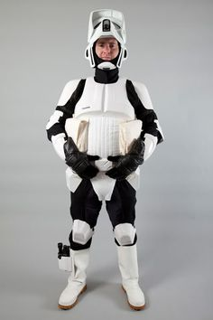 biker scout trooper helmet dimensions - Google Search