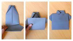 origami alkandorak: Veetjes Vaderdag