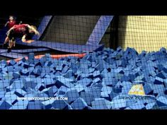 Sky Zone! It's a giant trampoline gym!! Awesome date night! Great workout too. ;)