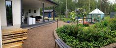 Marin puutarhassa: heinäkuu 2013