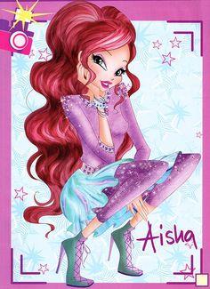 Layla winx /Aishia winx