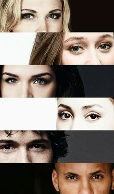 The hundred <3 (The 100)