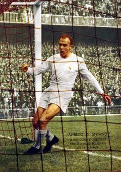 Memorias del Football: 1. Alfredo Di Stéfano: La Saeta Rubia