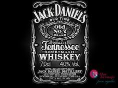 Whisky Jack Daniels procedente de Tennesse, lo puedes encontrar en www.blasbermejo.com