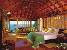 Kumarakom Lake Resort / Kumarakom, Kerala, India