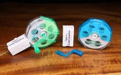 Switchbox Kit by Omni Spool �� Fly Line Organizing, Cleaning and Switching System Free Shipping and No Sales Tax on orders over $25 in the US and free Shipping on International orders over $500  Fly Lines are expensive these days and having them strung loosely hanging on a nail or in a zip lock bag means you probably can��t find them, don��t know what line weight they are and ultimately they are of no real use to you.  We present the very best solution for fly line storage, fly line…
