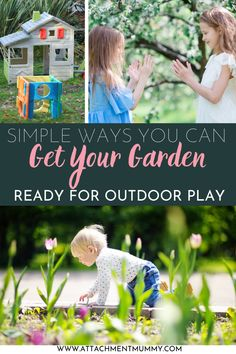 Want to utilize your outdoor space for play? Use these tips to make the most of your garden! Garden Tips | Outdoor Play | Garden Play Place | Outdoor Living | Outdoor Space | Outdoor Play for Kids | Attachment Mummy #outdoorplay #garden #outdoorspace #gardencare #play #getoutside Plants Under Trees, Outdoor Play Spaces, Indoor Activities For Kids, Summer Activities, Perfect Plants, Imaginative Play, Jouer, Decorating Blogs, Totems
