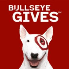 Bull Terrier mascot for Target used to encourage charity (and sales) Love Is Free, My Love, Companies That Give Back, Get Free Iphone, English Bull Terriers, Free Gift Cards, Giving Back, Target, Bullies