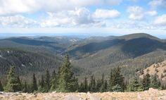 Mt. Baldy, White Mountains, Arizona