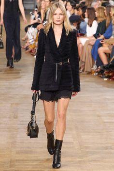 Fall 2015 Ready-to-Wear  Chloé  Model  Anna Ewers (Women)