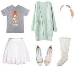 Fashion Inspired by Art: Osaka Castle - College Fashion