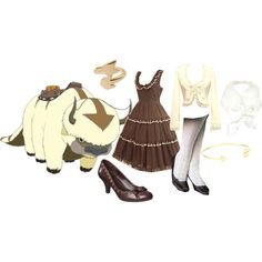 """Appa Lolita"" by meiki on Polyvore"