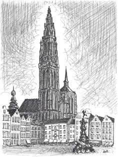 OLV Kathedraal, Antwerpen, Axel Lembrechts