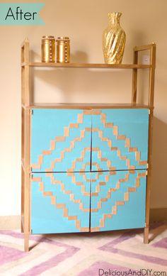 Storage Cabinet Make