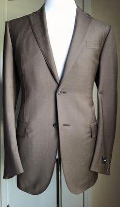New  3095 Ermenegildo Zegna Trofeo Comfort Suit MD Gray 46R US ( 56R Eur)  Italy 7d769a06f49