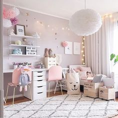 Girls Room Decor Ideas to Change The Feel of The Room Do you want to decorate a woman's room in your house? Here are 34 girls room decor ideas for you. Tags: girls room decor, cool room decor for girls, teenage girl bedroom, little girl room ideas