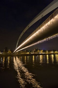 Hoge Brug, Maastricht, Zuid-Limbur, The Netherlands