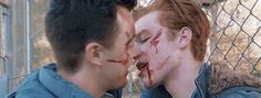 #GALLAVICH THE BEST KISS EVER <3 <3 <3