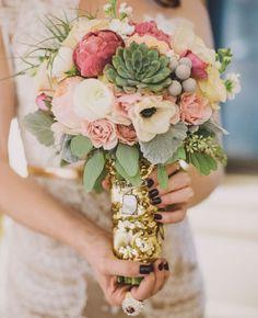 New Year's Eve Wedding | Suzuran Photography | blog.theknot.com
