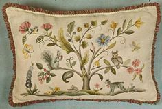 Jacobean Tree of Enchantment, designed by Elsa Williams