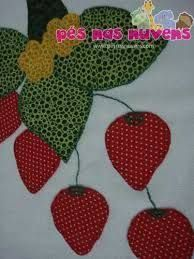 Resultado de imagem para www.tecido patchwork aboboras