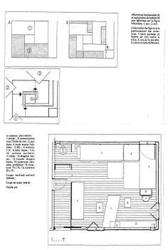Le corbusier modulor a harmonious measure to the human scale cabanon2 ccuart Gallery