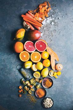 In the Kitchen With: David and Luise's Goji, Mango & Turmeric Smoothie