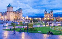 Cusco – the Ancient Capital of the Incas