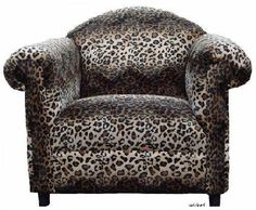 Custom funky style chair designed and upholstered in the fabric of your choice. All funky custom chairs are available in animal print & micro fiber suede fabric. Adirondack Chair Cushions, Outdoor Lounge Chair Cushions, Mixed Dining Chairs, Living Room Chairs, Heavy Duty Beach Chairs, Leopard Chair, Funky Chairs, Comfortable Office Chair, Big Chair