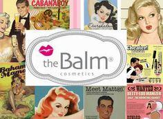 The Balm Cosmetics are Cruelty Free!!