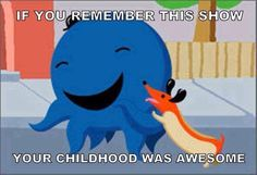 Oh my gosh! Yes, I loved Oswald!