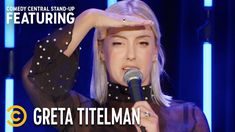 When Lying on a First Date Ends in Disaster - Greta Titelman - Stand-Up Featuring Comedy Central Stand Up, Stand Up Comedy, English Comedy, Full Comedy, American English, Laughing So Hard, I Laughed, Einstein, Love Her