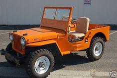 1946 Willys CJ